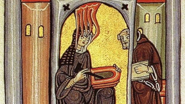 Singspiel der Hildegard von Bingen unterstützt